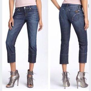 Joes Jeans Socialite Kicker Cropped Jeans